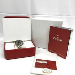 Omega Seamaster Planet Ocean Co-axial 222.30.38.50.01.003 Olympic Limited W/box