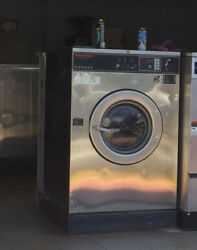 60 Lb. Speed Queen Commercial Washer Single Phase Used