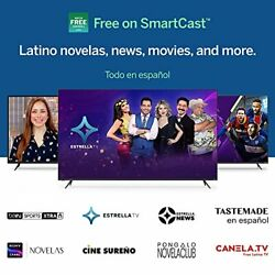 55-inch V-series 4k Uhd Led Hdr Smart Tv With Apple Airplay And Chromecast