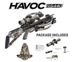 Tenpoint Havoc Rs440 In Veil Alpine With Soft Case New