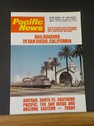 Pacific News 227 1980 September San Diego Seattle And North Coast Sulzer Powered