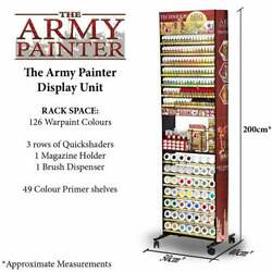 Army Painter Wp8902 Tap Paint Racking System