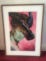 Glenn Brown Limited Edition Print Signed And Numbered
