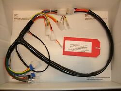 Suzuki Gt550andnbspand039aand039 Model Replica Front And Rear Main Wire Harness