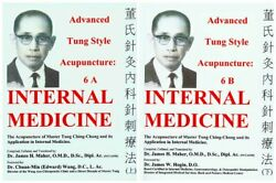 Advanced Tung Style Acupuncture Internal Medicine 6a And 6b 2 Volume Set