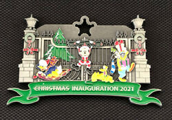 Usss Us Secret Service Disney Holiday Inauguration 2021 Challenge Coin