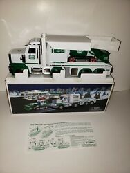 2013 Hess Toy Truck And Tractor Rare Brand New In Box