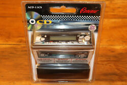 Rampage By Audiovox Acd-13cs 80w Am/fm/cdcd-r/rw Car Stereo - New In Package
