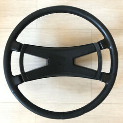 Narrow Porsche Genuine Razor Steering Handle Old Car Things At The Time Retro