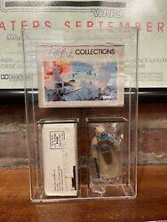 Vintage Star Wars 4-lom Mail Away Complete In Sealed Baggie W/ Catalog And Acrylic