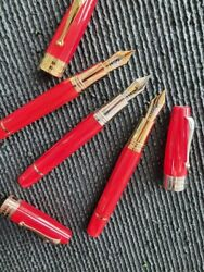 Montegrappa Extra Classical Greece Fountain Pen Limited Edition Ef Nib