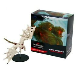 White Dracolich Rage Of Demons Premium Dandd Painted Miniature Dungeons Dragons Z
