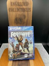 1st Print Fortnite Game Sealed New Playstation 4 Extremely Rare L@@k Sony Ps4
