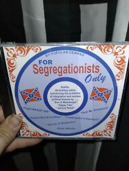For Segregationists Only Johnny Rebel Country Isd Rock