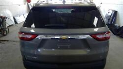 2018-2019 Traverse Gray Power Liftgate/hatch/tailgate 84423583 Privacy 2281733