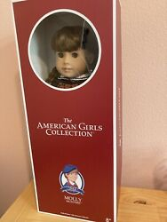 American Girl Molly Doll And Accessories 35th Anniversary Limited Edition Nib New