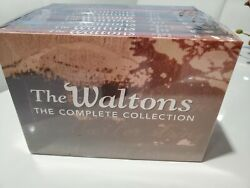 The Waltons The Complete Series Dvd Seasons 1-9 + Movie Collection Brand New