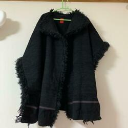 T157 Issey Miyake Hart Short Coat With Sleeves Size L