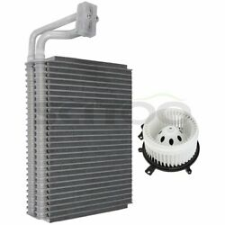 A/c Blower Motor And Evaporator Core Fit For 2008 2009-2010 Dodge Challenger Kit