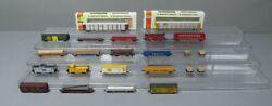 N Scale Assorted Freight Car Lot [21]