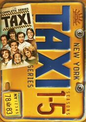 Taxi The Complete Series Seasons 1-5 Dvd 17-discs Set