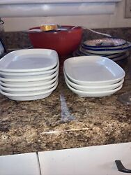Twa Airlines Serving Plates By Abco Ny-9 In All