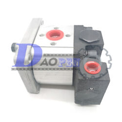 Hydraulic Steering Pump 11 Cc 82991210 For New Holland Tractor Tl70 7635 Tl80