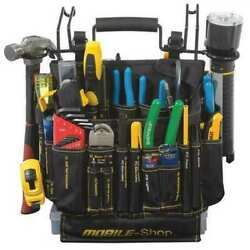 Mobile Shop Ms-ctb Complete Tool Bag With Empty Parts Box
