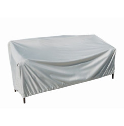 Simply Shade Patio Sofa Cover Gray Outdoor Furniture Cover - Never Used