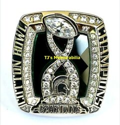 2015 Michigan State Spartans Cotton Bowl Champions Championship Ring Player