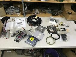 Holley 502-20s - Holley Fuel Injection System 670 Cfm Amc Gm Mopar Ford, Plym