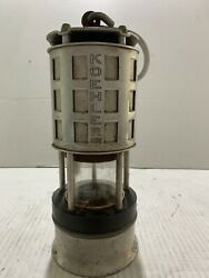 Coal Mining Flame Safety Lamp