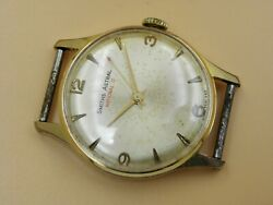 Rare Smiths Astral National 17 Vintage Manually Wound Centre Seconds Watch 1960s