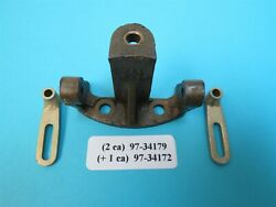 P-51 Mustang Tail Wheel Steering De-clutch Parts Lot Wwii Warbird Aircraft