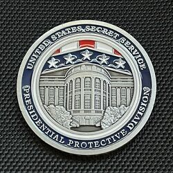 Usss Us Secret Service Ppd Presidential Protective Division Challenge Coin