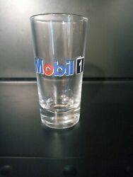 Mobil 1 Collectible Advertisement Shot Glass