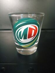 Mountain Dew Collectible Advertisement Shot Glass
