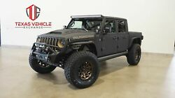 2021 Jeep Gladiator Rubicon 4x4 Diesel,dupont Kevlar,lifted,bumpers 2021 Black Rubicon 4x4 Diesel,dupont Kevlar,lifted,bumpers