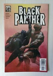 Black Panther #2 Marvel 2005 First Appearance Shuri New Black Panther See Photos