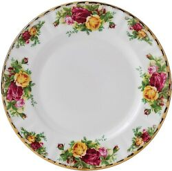 Royal Albert 268400 Old Country Roses Salad Plate Set Of 2