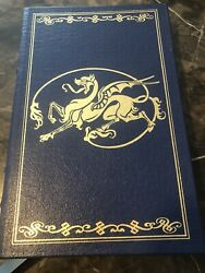Easton Press A Spell For Chameleon Collectors Edition