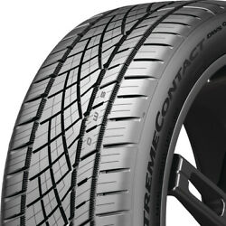 4 New 285/30zr20xl 99y Continental Extremecontact Dws06 Plus 285 30 20 Tires