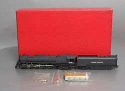 Key Imports Ho Brass Up Fef-2 4-8-4 Steam Locomotive And Tender - Painted Ex/box