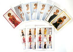 Princess Diana International Collectors Society Limited Edition Stamp Collection