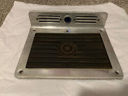 Antique King Bee Automotive Devices Special Car Step Plate. Very Rare Car Part