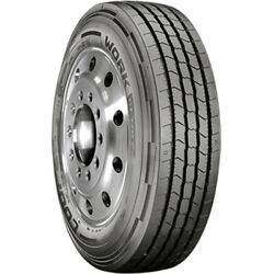 4 Tires Cooper Work Series Asa 245/70r19.5 Load H 16 Ply All Position Commercial