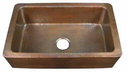 Barclay 6941-ac 32and039and039 Single Bowl Farmer Kitchen Sink