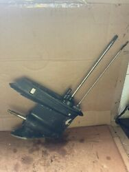 """Johnson Evinrude Outboard Motor 50 60 70 Hp 20"""" Lower Unit Gearcase 89 -2001"""