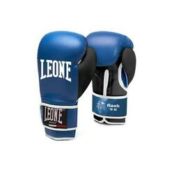 Boxing Gloves Leone 1947 Gn083-blu Gloves Boxing Flash Blue Gym Training Match