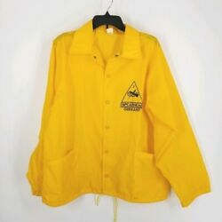Spearhead Germany Yellow Military Jacket Vintage 3rd Battalion Menand039s Snap Coat